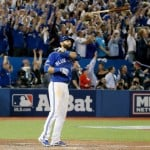 Jose Bautista: The 2nd Best Bat Flip of All-Time!
