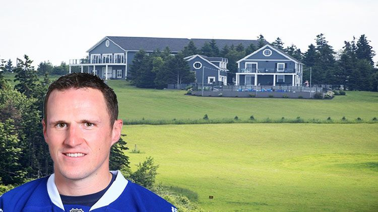Dion Phaneuf buys PEI estate