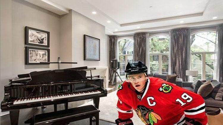 Jonathan Toews buys Lincoln Park home for $3.5 million