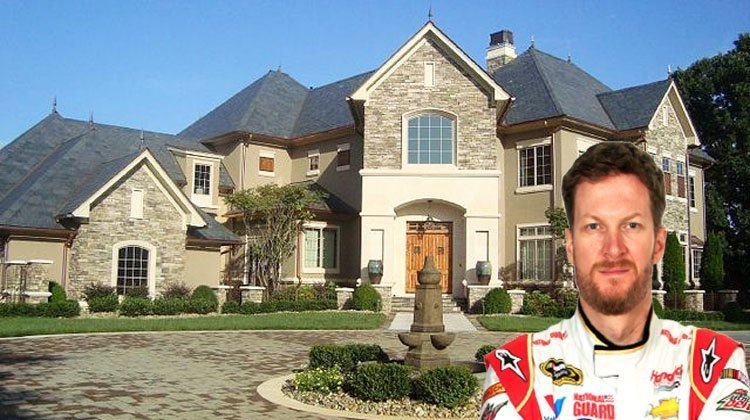 Dale Earnhardt Jr. owns 200 acres in Mooresville, NC