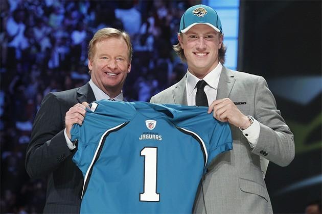 Blaine Gabbert NFL Draft Bust