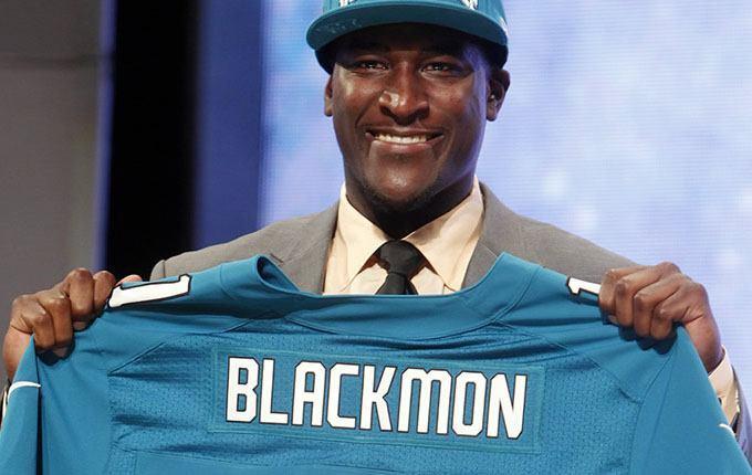 Justin Blackmon NFL Draft bust