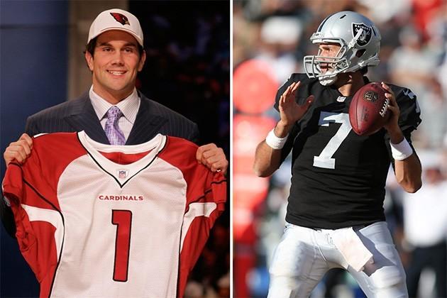 Matt Leinart NFL Draft Bust