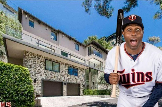 Home of Minnesota Twins slugger Torii Hunter