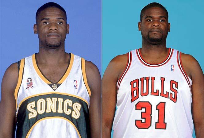 Fat NBA Players Jerome James