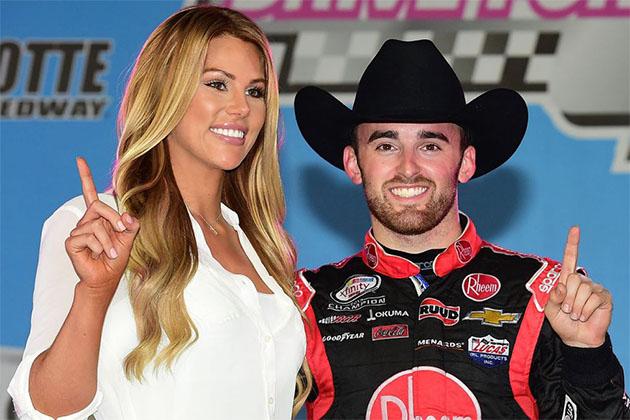 NASCAR WAG - Whitney Ward