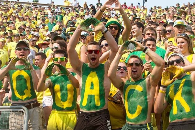 Best College Football Fans Intro