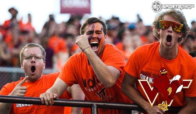 Virginia Tech Football Fans
