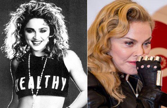 pop icon Madonna