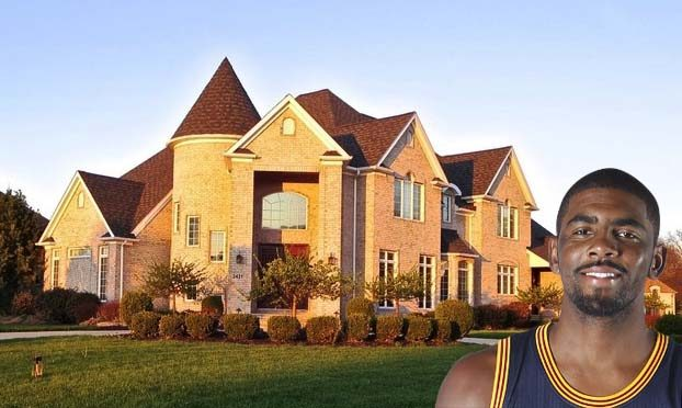 Kyrie Irving buys a home in Ohio