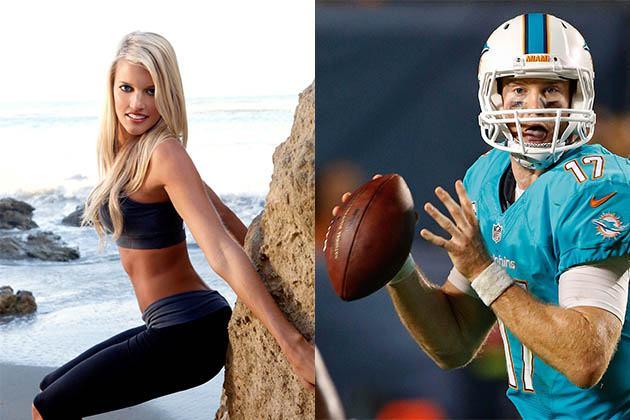 NFL WAGs - Lauren Tannehill
