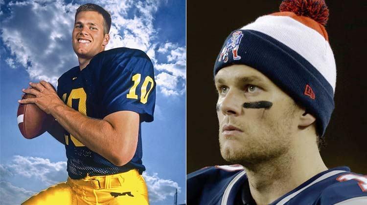 Tom Brady University of Michigan