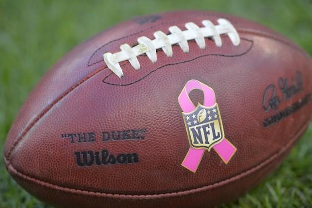 NFL Breast Cancer Awareness