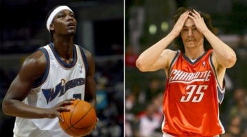 15 Biggest NBA Draft Busts Of All-time