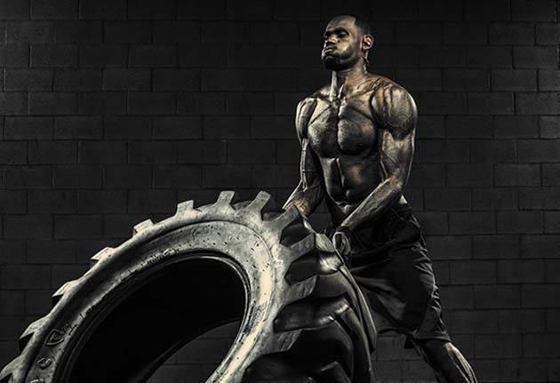 Lebron James NBA's Strongest player