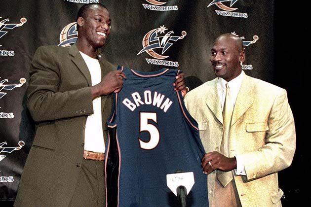 Kwame Brown Draft Bust