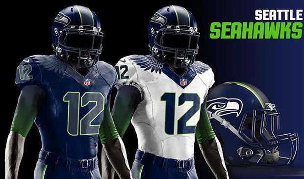 Awesome New Uniform Designs For All 32 NFL Teams - Page 31 on New Get Design  id=89728