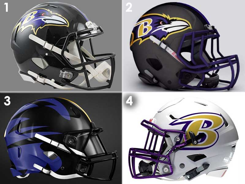 Artist Reveals Bold New Helmet Designs For All 32 Nfl Teams Page 27