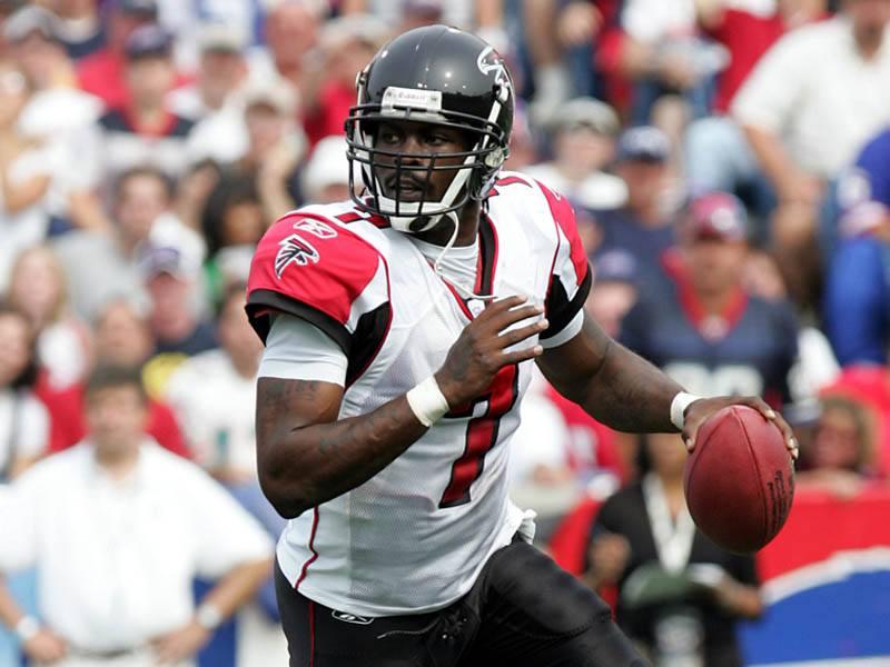Michael Vick NFL - Getty Images