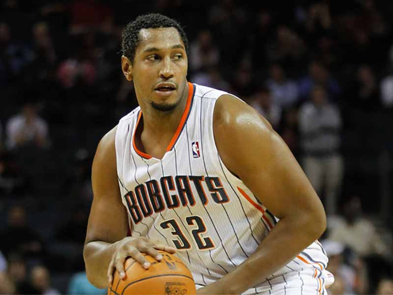 NBA player Boris Diaw out of shape