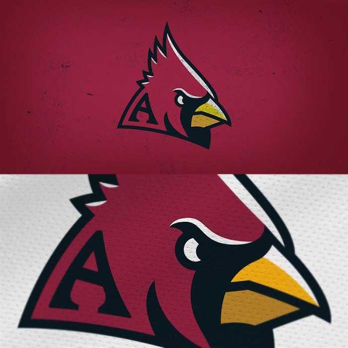 Arizona Cardinals Logo Redesigned
