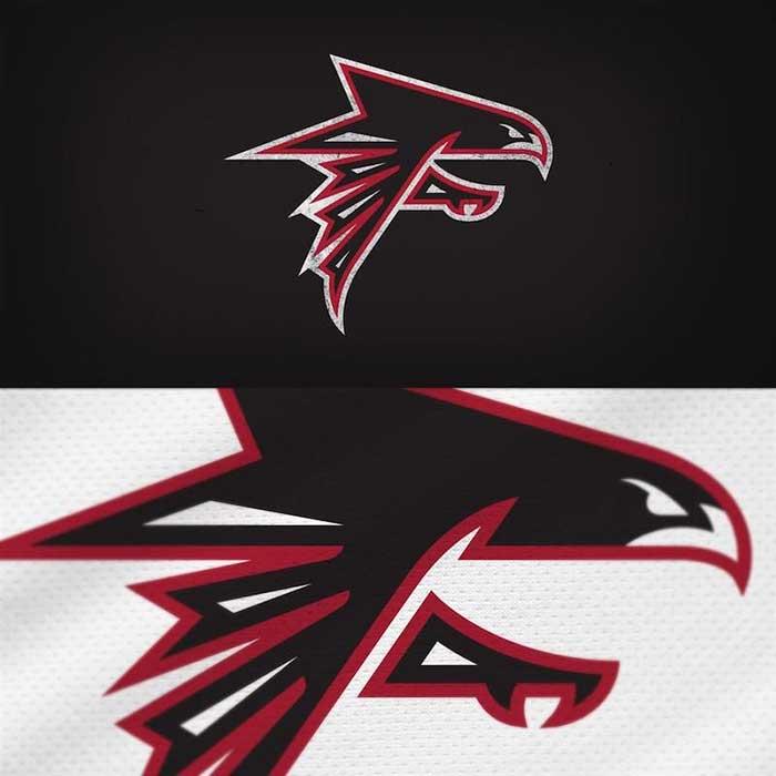 Atlanta Falcons Logo Redesigned