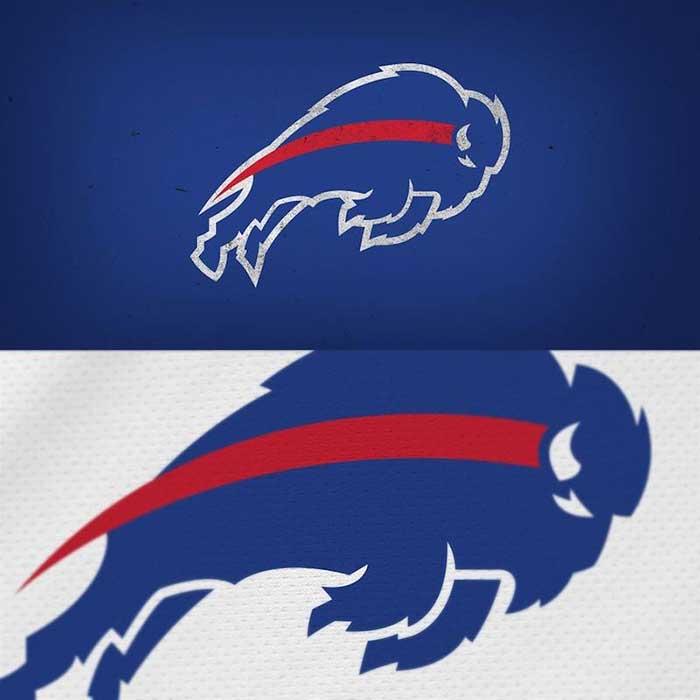Buffalo Bills Logo Redesigned