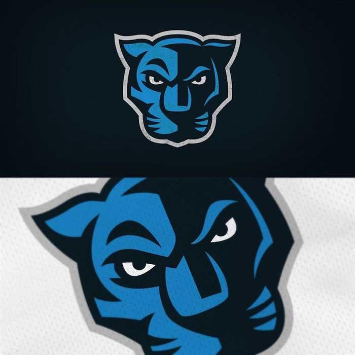 Carolina Panthers Logo Redesigned