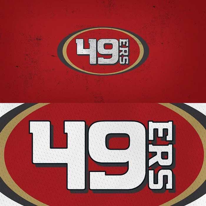 San Francisco 49ers Logo Redesigned