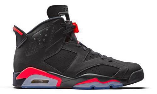 Air Jordan 6 OG colorway